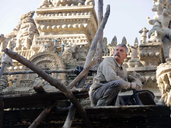 L'incroyable histoire du facteur Cheval El palacio ideal