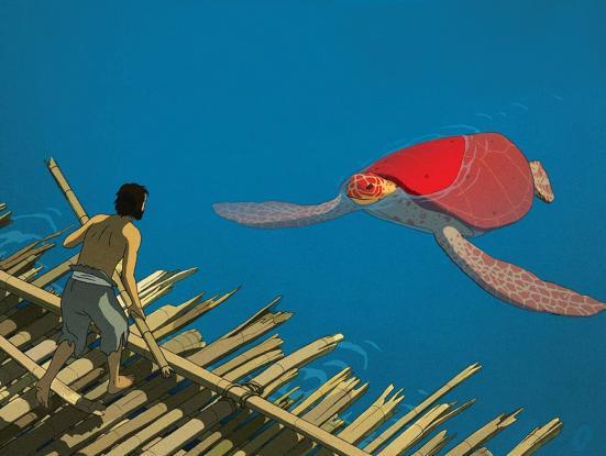 La tortue rouge (Michael Dudok de Wit, 2016)